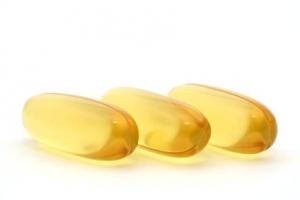 capsules d'huile de foie de morue